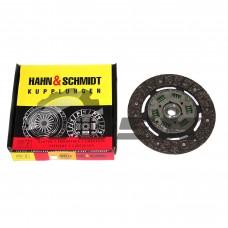 """Диск сцепления """"Hahn&Schmidt"""" Dacia Logan 1.6; Kangoo 1.9D d180, d200"""