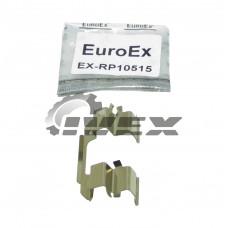 """Ремкомплектсуппорта""""EuroEx""""LANOS(пружинкаскобысуппортапереднихколодок)"""