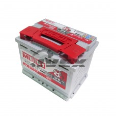 Аккумулятор Mutlu 6СТ-60/12 АзЕ R SFB (L2.60.051.A) 510A 242x175x190 мм