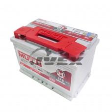 Аккумулятор Mutlu 6СТ-75/12 АзЕ R SFB (L3.75.072.A) 720A 278x175x190
