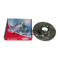 """Диск тормозной """"EuroEx"""" LANOS (Для колесного диска размером 13 дюймов)"""