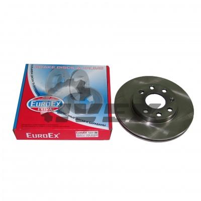 """Купить Диск тормозной """"EuroEx"""" LANOS (Для колесного диска размером 13 дюймов)"""