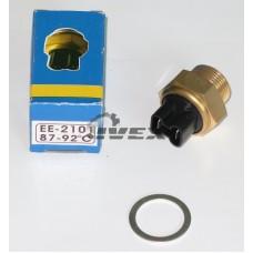 "Датчик температуры радиатора ""E&E"" ВАЗ-2101 (87/92°С)"