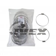 """Хомут нерж. """"EuroEx"""" EX-GTC 100-120/9W2  (уп-25шт)"""